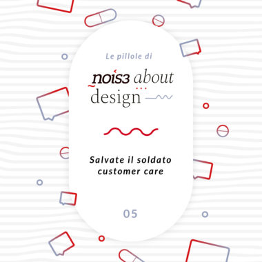 Pillola 05 - Salvate il soldato customer care
