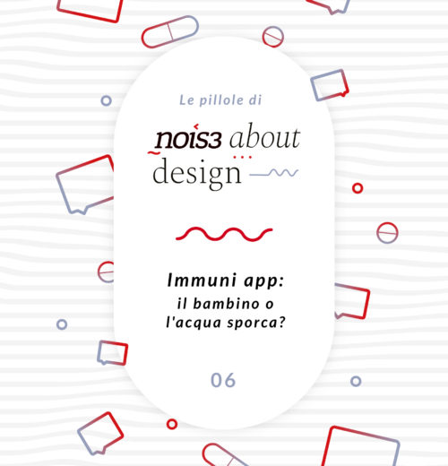 Pillola 06 - Immuni app: il bambino o l'acqua sporca?