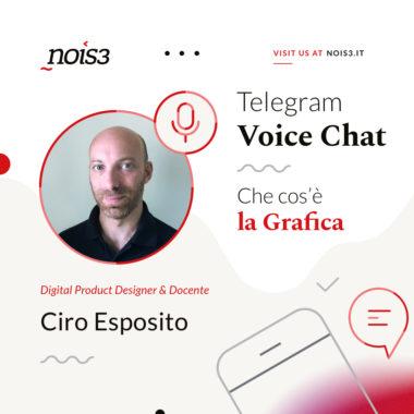 TVC01 - Ciro Esposito - Che cos'è la grafica?